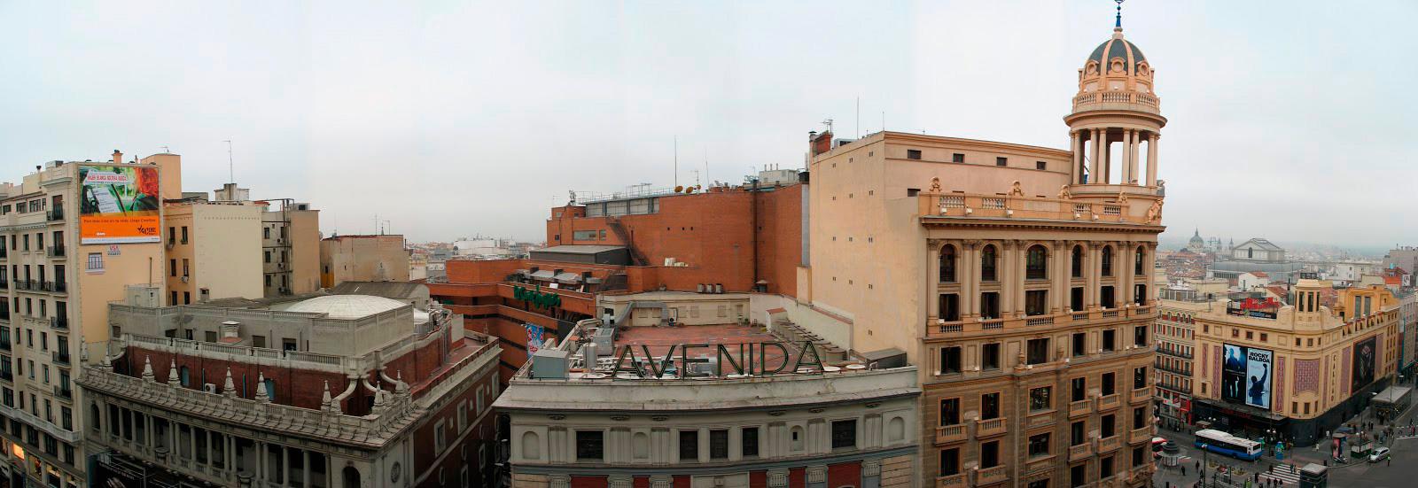 Cines Avenida y Palacio de la Música