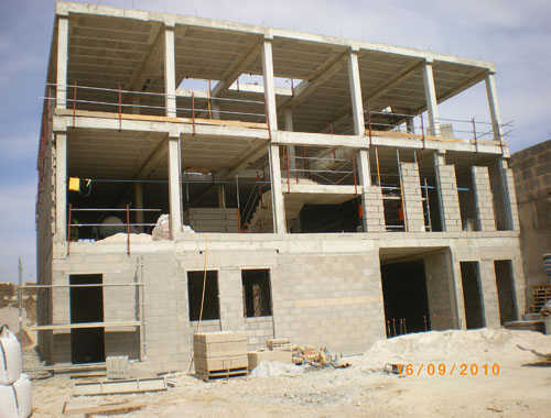 Centro  de Salud en Porreres (Palma de Mallorca)</br></br> 2011</br></br> <h4>Cliente: MACA estudio</h4>
