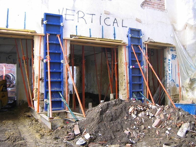 Reforma Hotel Albaicín para balneario y restaurante, en Coín</br></br> 2007</br></br> <h4>Cliente: BiArquitectos (Luis Biarge y Pedro Biarge)</h4>