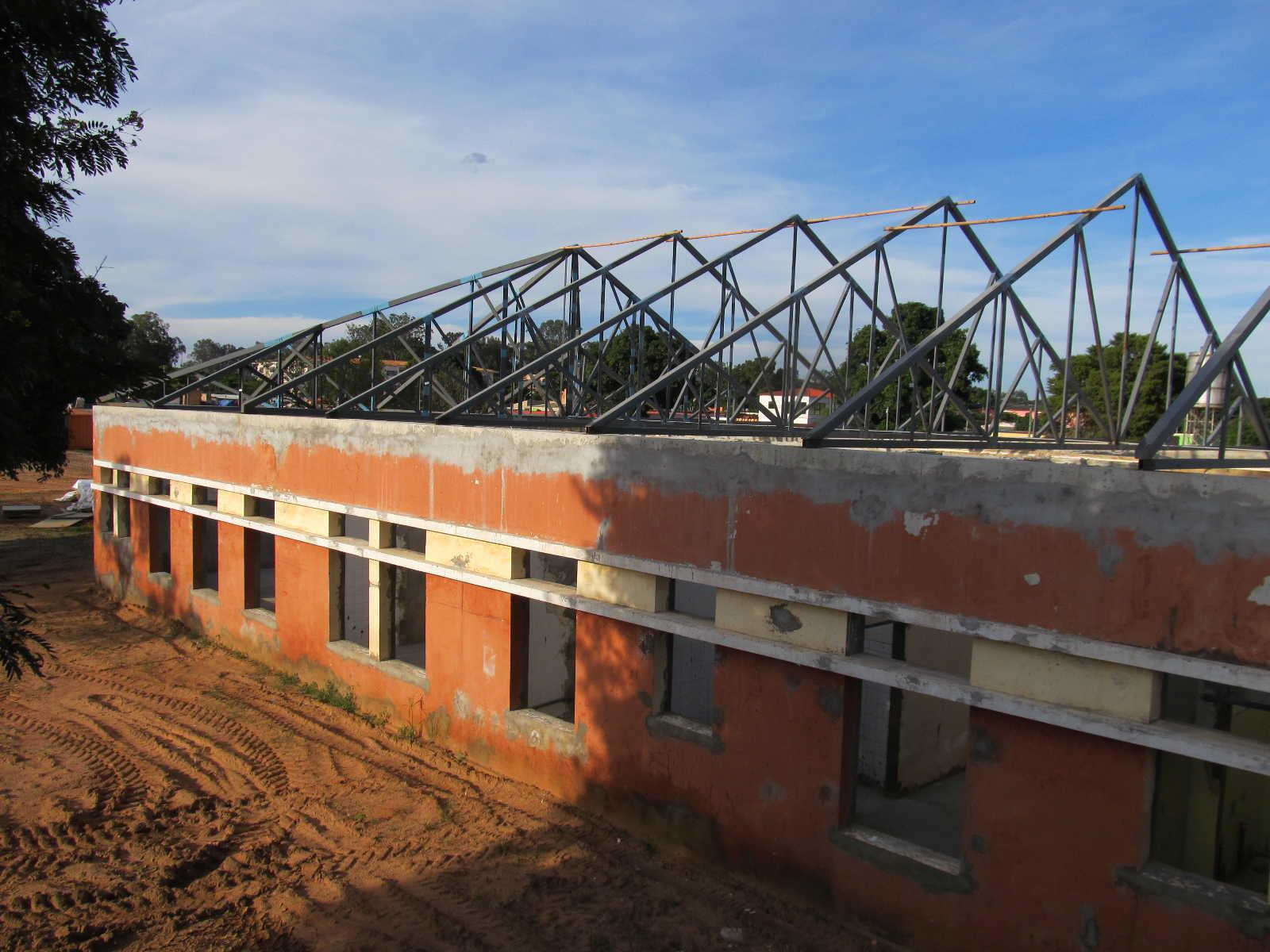 Hospital Regional de Luena em Moxico (ANGOLA)</br></br> 2013</br></br> <h4>Cliente:Jesús Rodriguez (Stock Projects)</h4>