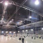 Certificación del montaje de luz y sonido en el Estudio 3 de Adisar Media