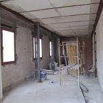 Proyecto y obra de acondicionamiento de edificio en la calle Jardines de Madrid