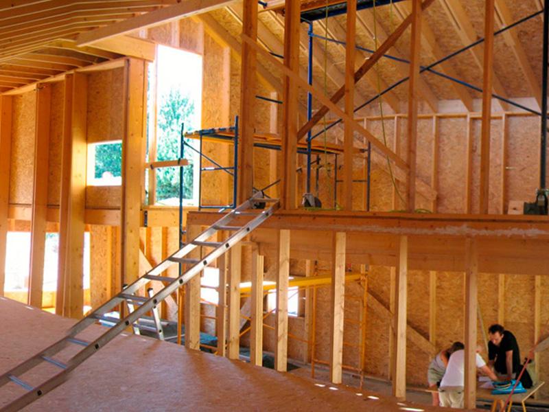 vivienda unifamiliar (casa «Alecona») en Urbanización «La Bardera» (Bustarviejo)</br></br> 2005</br></br><h4>Cliente: Construcciones Alecona S.L.</h4>
