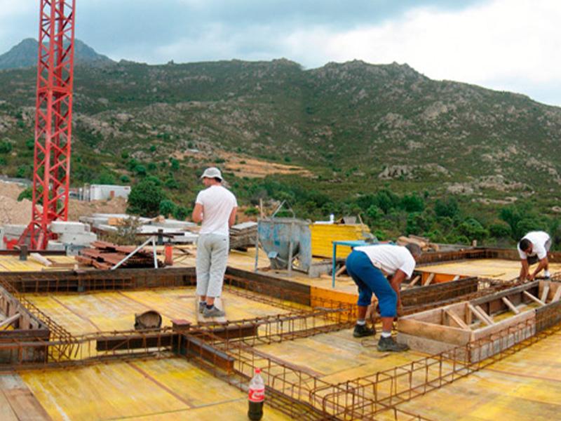 5 viviendas unifamiliares en Becerril de la Sierra</br></br> 2007</br></br> <h4>Cliente: Enrique Eguizábal y Mario Vadillo</h4>