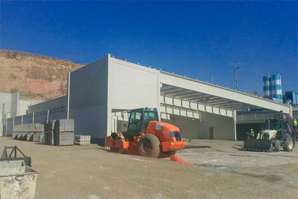 Cimentación del supermercado LIDL de La Lastrilla (Segovia)</br></br> 2015</br></br> <h4>Cliente: BiArquitectos (Luis Biarge y Pedro Biarge)</h4>