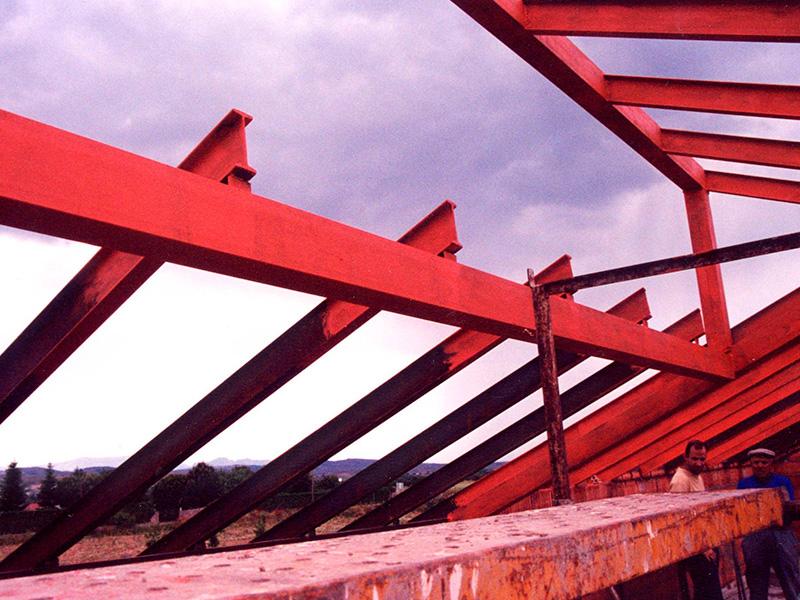 Vivienda unifamiliar (casa «Ramón») en Valdetorres de Jarama </br></br> 2001</br></br><h4>Cliente: Privado</h4>