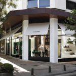 Reforma de la tienda Chanel en Madrid