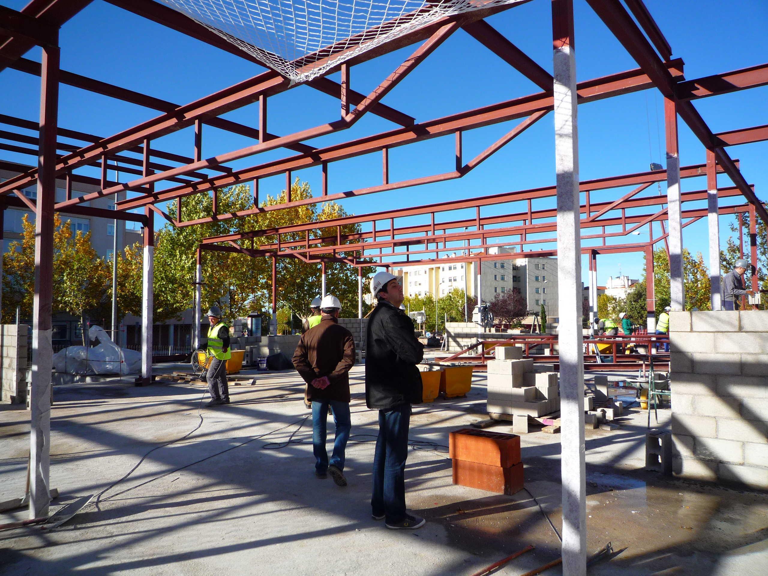 Restaurante Burger King (Guadalajara)</br></br> 2013</br></br> <h4>Cliente: BiArquitectos (Luis Biarge y Pedro Biarge)</h4>