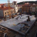 Obra del Mercado Municipal de Soria