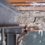 Obra de reforma de un piso en Malasaña